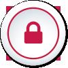 パスワードによるアクセス制限機能
