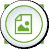 ロゴ画像・メイン画像・ホームアイコン画像をアップロードすることができます